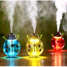 Mini USB LED Beetles Humidifier Aromaterapi Pelembab