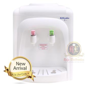 Miyako Dispenser Air Hot And Normal – WD185H ( Tangki Stainless Steel )