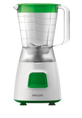 PHILIPS Blender Plastik 1.25 Liter HR2057 - Hijau