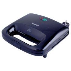 Philips HD 2393 Sandwich Maker - Hitam