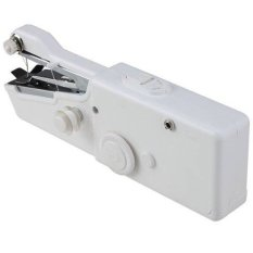 Portable Handy Stitch Portable Handheld Sewing Machine - Putih