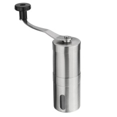 Portable Stainless Mill Steel Manual Coffee Bean Grinder Kitchen Grinding Tool   - intl