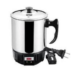 Q2 Teko Pemanas Air mug listrik Stainless Steel 8011