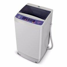 Sanken AW-S866PP Mesin Cuci Top Loading 7Kg - Putih