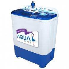 Sanyo Aqua Mesin Cuci Twin Tub 7kg QW755XT - Khusus JABODETABEK