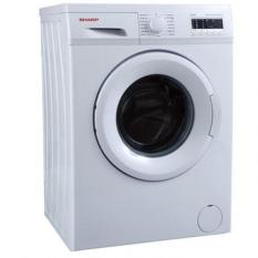 Sharp Mesin Cuci Front Loading 6 Kg - ES-FL862 - Putih - Khusus Jabodetabek