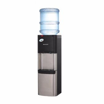 Sharp - SWD-T92ES Water Dispenser - Black