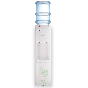 Sharp Water Dispenser Top Loading Low Watt - SWD-T92ED-WH - Khusus JADETABEK