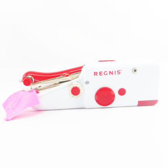 Singer Mesin Jahit Mini Regnis Stich Sew Quick + Include Adaptor New Arrival