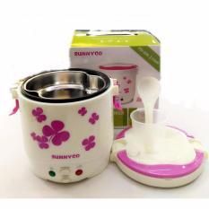 Sunnyco Mini Rice Cooker , Magic Jar , Magic Com ,Penanak Nasi 0.5 Liter