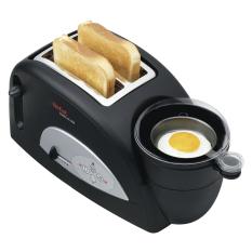 Tefal Toaster N' Egg TT5500 Toaster - 2 Slice