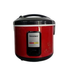 Trisonic T 707 A Rice Cooker 1.8 Liter - Merah