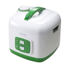 Yong Ma YMC105 Cube Magic Com - Rice Cooker 2 Lt - Hijau / Orange