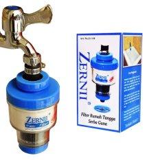 Zernii Filter Air Rumah Tangga - Saringan Keran Air Serbaguna