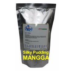 FRIZCO Bubuk Bahan SILKY PUDDING MANGGA 445gr, Puding sutera (podeng,puding, )