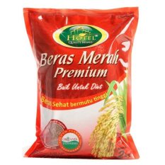 Hotel - Beras Merah Organic Premium - 2 KG
