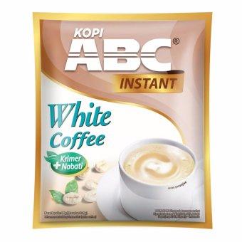 ABC White Instant Coffee Bag (20 Sachet @20 Gram)