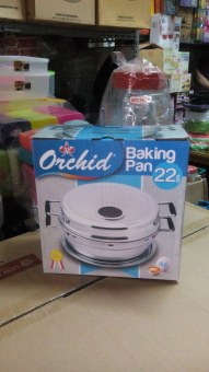 harga Orchid - Baking Pan 22cm Orchid Lazada.co.id