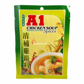 Bumbu Instan Rempahan Sup Ayam A1 Chicken Soup Spices