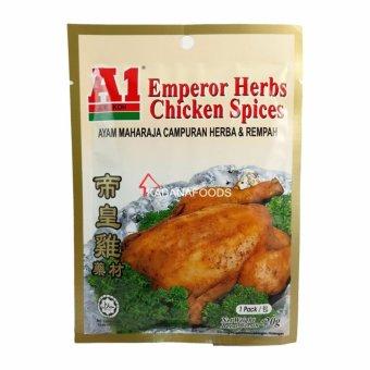 Bumbu Instan Ayam Maharaja Campuran Herbal & Rempah A1 Emperor Herbs Chicken Spices