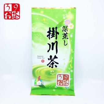Fukamushi Sencha Japanese Deep Steamed Green Tea Kakegawa