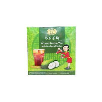 Minuman Buah Kundur | Winter Melon Tea 818 / Minuman Herbal Penyegar Panas Dalam (Tradisional) Best Seller - isi 4 Cubes