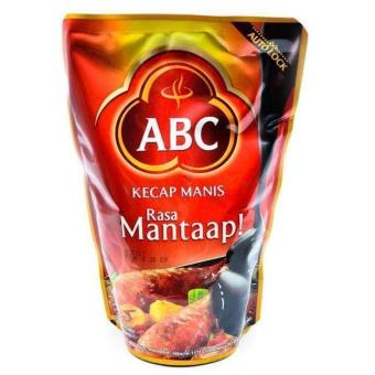 Kecap Manis ABC 580ml