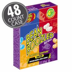 Jelly Bean Boozled 4th Edition Original By Jelly Belly Edisi Terbaru Permen Rasa Unik Surprise 45g