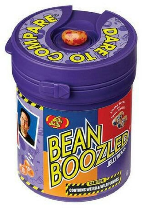 Jelly Belly Bean Boozled Mystery - 1 Dispenser