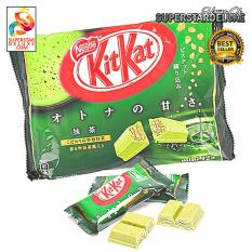 Kit Kat Green Tea BAG (12 sachet) JAPAN BestSeller