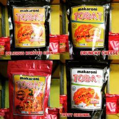 Paket 3 rasa(BBQ,Balado lvl 1, Keju)