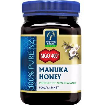 Manuka Health Manuka Honey MGO400+ 500g