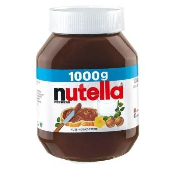 Nutella Spread Family Pack Ukuran 1kg