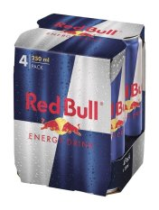 Red Bull Kaleng 250ml 4 Pack