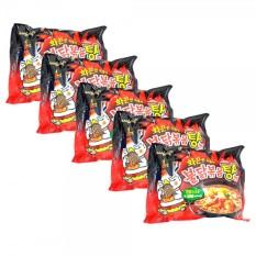Samyang Stew Noodles 140gr - 5 Pcs