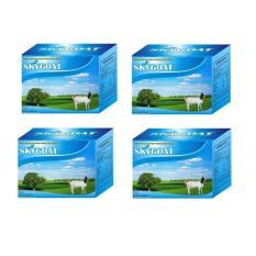 Skygoat - Susu Bubuk Kambing Etawa - Paket 4 Box
