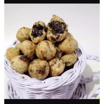 Snack Kiloan-SUS KERING ISI COKELAT-Pack 500 gram