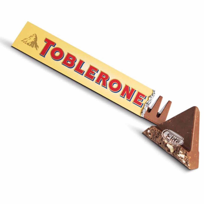 Toblerone Milk Chocolate 100 gr