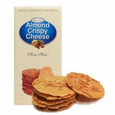 Wisata Rasa Almond Crispy Cheese Original - 150gr