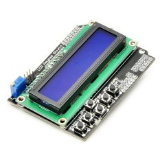 """2.6"""" LCD Keypad Shield for Arduino (Works with Official Arduino Boards) (Intl)"""