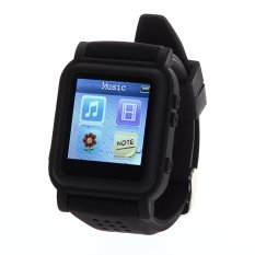 "1.4"" LCD Screen 8GB MP3 MP4 Watch Music Video Player Photo Calendar + Earphone - Intl"