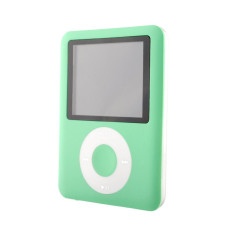 1.8 Inch LCD Screen Mp3 / Mp4 Music Radio Movie Player + Free 8GB Memory Card (Green) (Intl)