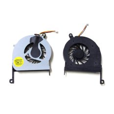 100%new FOR ASUS N61 N61V N61JV N61JQ Laptop Cpu Cooling Fan Cooler Silver (Intl)