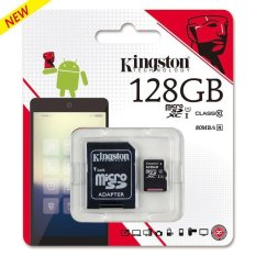 128GB Micro Sd Class 10 80M/s Memory Card 128G SDHC UHS-I Tf Card Micro Sd Card with Adapter - intl