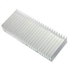 150 X 60 X 25mm Aluminum Heat Sink Heatsink Cooling For Chip IC LED