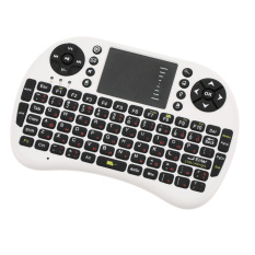 2.4G Mini USB Wireless Russian Version Keyboard Touchpad & Air Mouse Fly Mouse Remote Control For Android Windows TV Box Smart Phone
