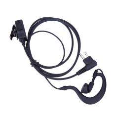 Jual 2 Tandai Tabung Lubang Suara Akustik Mikrofon Headset Rahasia Source · 2 Pin Earpiece Headset
