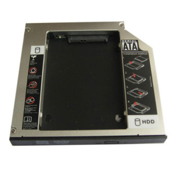 2nd Hard Disk Drive Hdd Ssd Caddy For Asus X50n X50z (Intl)