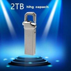2TB Hot Sale Waterproof Tiny USB 2.0 Flash Memory Stick Pen Drive U Disk - intl