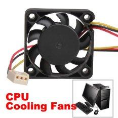 3 Pin 40mm Computer CPU Cooler Cooling Fan PC 4cm 40x40x10mm DC 12V